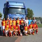 Strandvogels JO17 (zaterdag) Sponsor J Kistemaker Transport