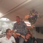 Ook Martijn Weel kiest nu definitief voor rust, na al een aantal jaar als reservekeeper te hebben gefungeerd.
