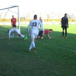 Jordy Weel zorgde vorig seizoen voor een puntje door in Spierdijk Strandvogels op een 0-1 voorsprong te zetten. Kort na deze goal maakte St. George gelijk.